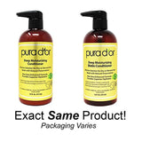 PURA D'OR Deep Moisturizing Conditioner Softens, Smooths, & moisturizes