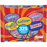 Nestle Assorted Candy Mix 6 lbs, (325 Pieces)