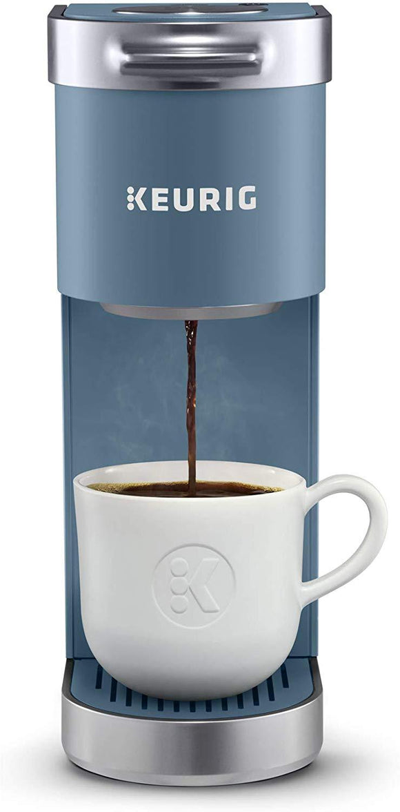 Keurig K-Mini Plus Coffee Maker, Single Serve K-Cup Pod Coffee Brewer, Comes With 6 to 12 oz
