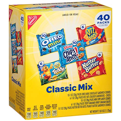 Nabisco Classic Mix 40 ct.
