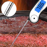 Olivivi Dolphin Digital Instant Read Meat Thermometer