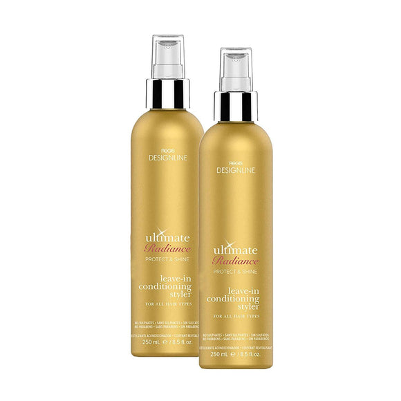 Ultimate Radiance Leave-In Conditioning Styler, 8.5 oz