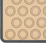 AmazonBasics Silicone Macaron Baking Mat Sheet, Set of 2