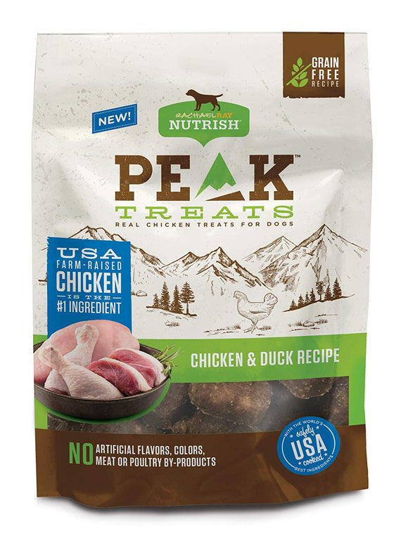 Rachael Ray Nutrish PEAK Natural Grain Free Dry Dog Food, Northern Woodlands  with Turkey, Duck & Quail, 23 lbs