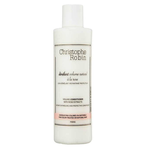 Christophe Robin Volumizing Conditioner with Rose Extracts, 8.33 fl oz