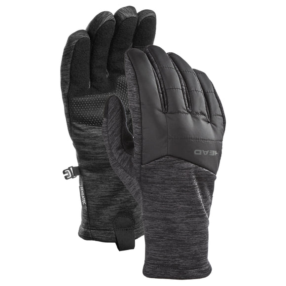 HEAD Men's Hybrid Glove, Gray