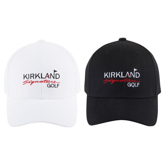 Kirkland Signature Golf Hat, 2-pack