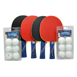 KETTLER GTX85 Table Tennis Paddles Set