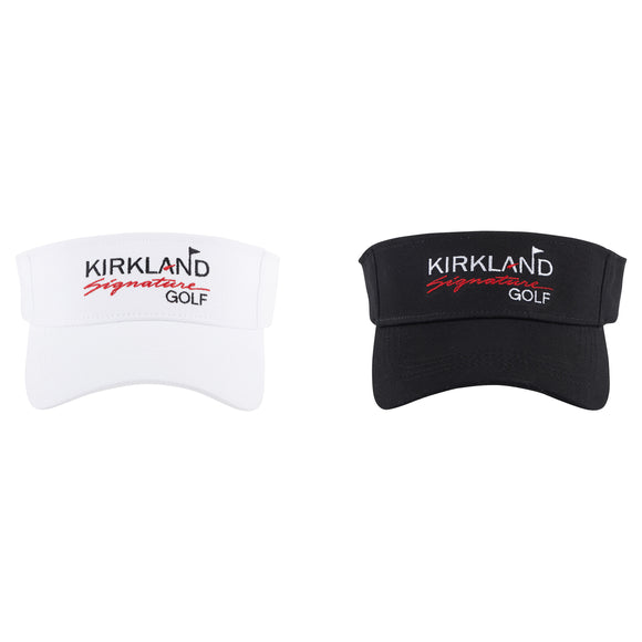 Kirkland Signature Golf Visor, 2-pack