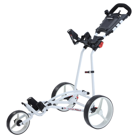 BIG MAX TI 1000 3-wheel Push Cart