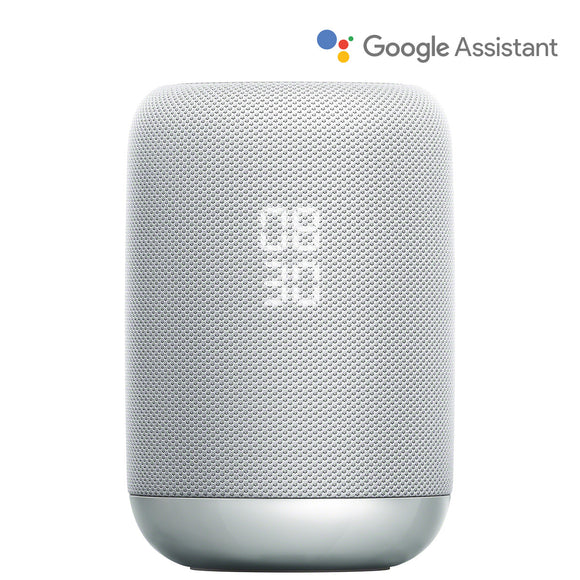 Sony LF-S50G Smart Speaker with Google Assistant, White