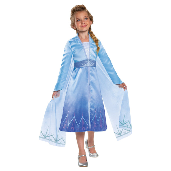 Disney Frozen 2 Elsa Dress Up
