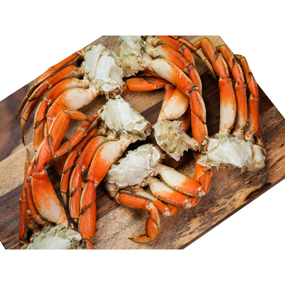 Northwest Fish Wild Dungeness Crab Sections, 10 lbs.