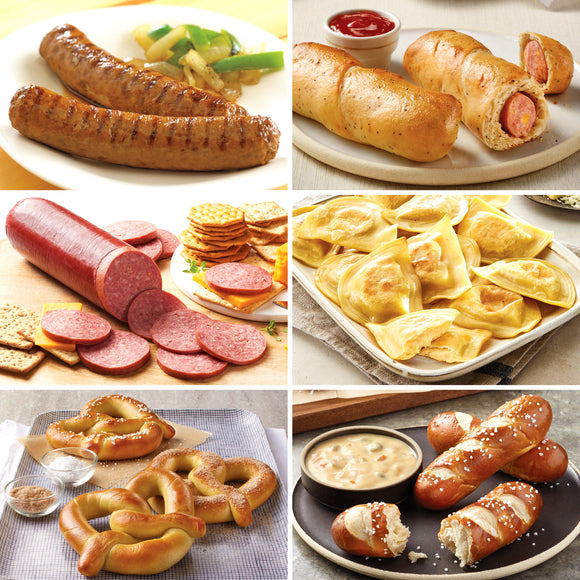 Schwan's Oktoberfest Party Pack