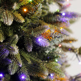 4.5' Pre-Lit Micro LED Artificial Potted Tree