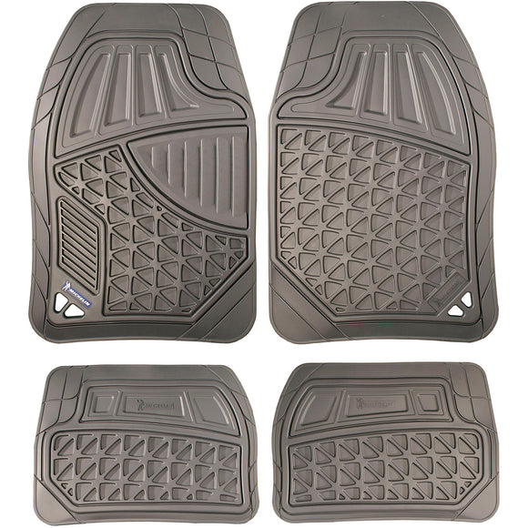 Michelin Heavy Duty 4-piece Floor Mat Set