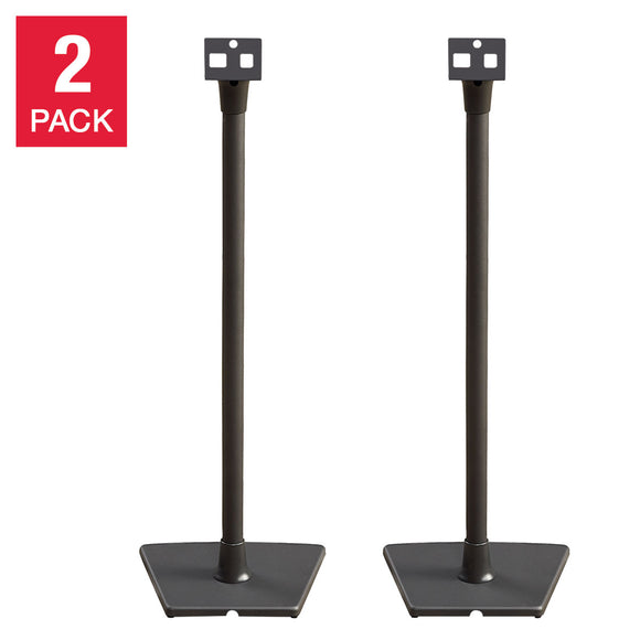 SANUS Speaker Stands For Sonos Play:1, 2-pack