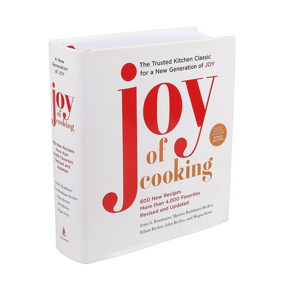 Joy of Cooking Cookbook