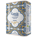 Garcia De La Cruz Organic Extra Virgin Olive Oil 3L, Tins, 2-pack