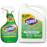Clorox Clean-Up Cleaner + Bleach 32 oz with 180 oz Refill