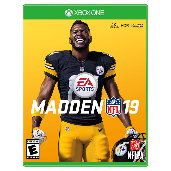 Madden 19 Xbox One Video Game