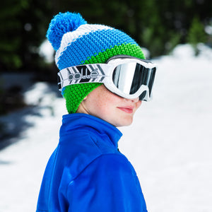 Bolle Cylindrical Small Fit Winter Goggle
