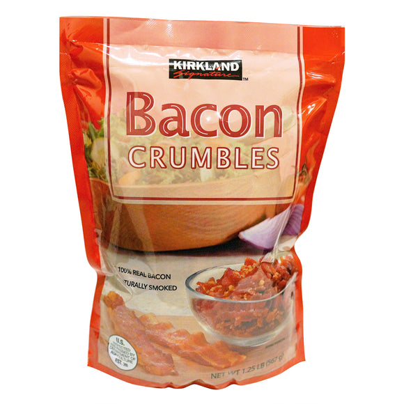 Kirkland Signature Crumbled Bacon, 20 oz