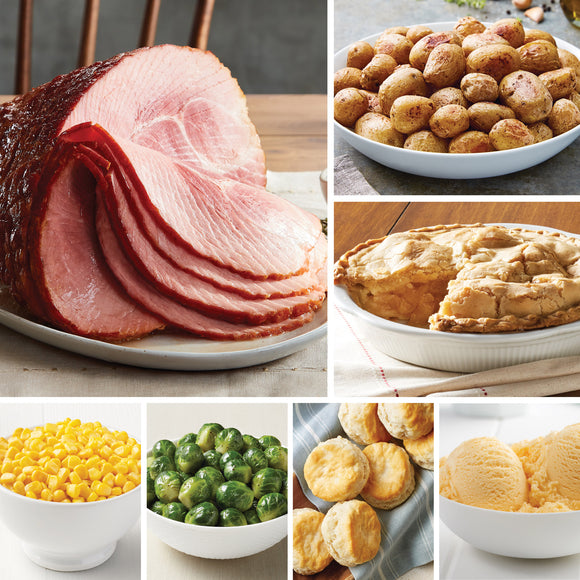 Schwan's Ham Dinner Serves 8