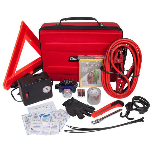 Bridgestone Auto Safety Emergency Roadside Kit
