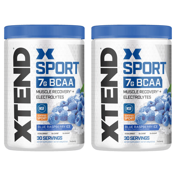 XTEND Sport Post-Workout Twin Pack
