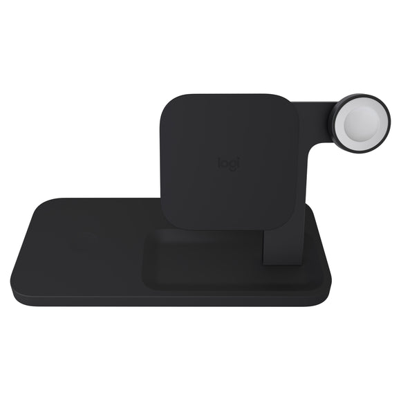 Logitech Powered Wireless 3in1 Dock Charging Stand