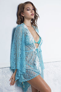 KIKA Short Aqua Cover Up Swimwear - Beachwear - BACCIO Couture