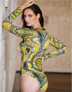 Belinda Body Yellow-Blue