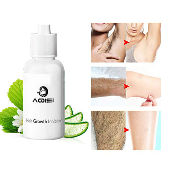 Hair Growth Inhibitor Permanent Natural Hair Removal Repair