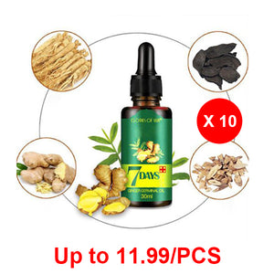 100% Pure Natural Ginger Extract,Hair Serum,Promotes Hair Growth,Stops Hair Loss,Thinning,Balding,And Promotes Hair Regrowth
