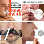 Nose Wax for Men & Women,50g,Effective and Painless