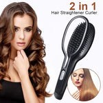 New hair straightener anion straight hair splint