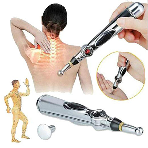 *Experts Recommend* Electronic Accupuncture Pen Massage Pen Energy Pen Relief Pain Tools
