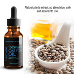 Natural Castor Oil Hair Growth Essence