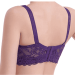 Breathable Push-Up Lace Bra