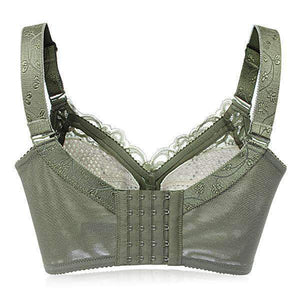 Breathable Wireless Light Weight Comfortable Sexy Bra