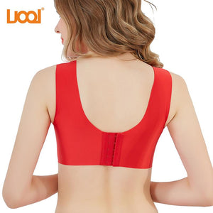 Wireless Thin Comfortable Seamless Bra Suitable For Sleep