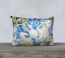 Flower Mosaic Pillow Case II