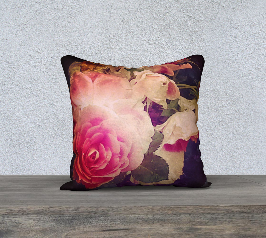 Roses Pillow Case I