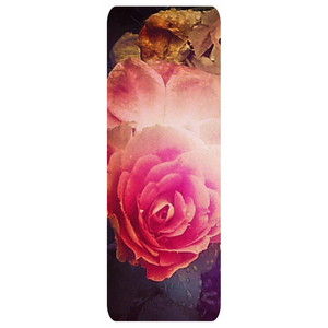 Rose Yoga Mat
