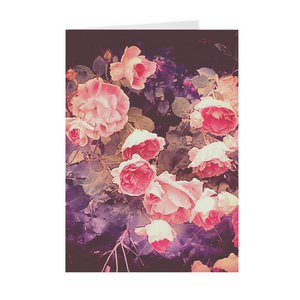 Rosebush Card