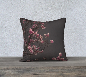 Magnolias Pillow Case I