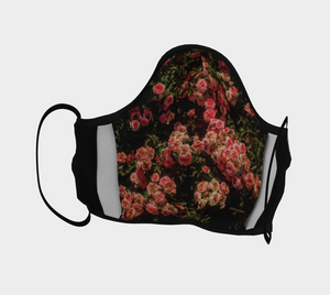 Rose Garden Face Mask