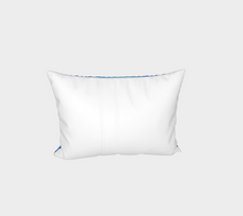 Blue Spring Bed Pillow Sham