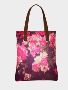 Night Roses Bag